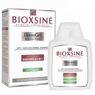 Bioxsine, ziołowy szampon przeciw wypadaniu włosów, do włosów suchych i normalnych, 300 ml - zdjęcie produktu