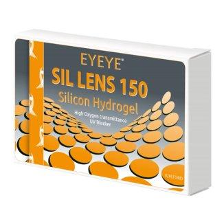 Soczewki kontaktowe Eyeye Sil Lens 150, 30-dniowe, -6,50, 6 sztuk - zdjęcie produktu