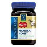 Manuka Health, miód Manuka MGO 100 +, 500 g - miniaturka zdjęcia produktu