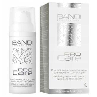 Bandi Pro Care, krem z kwasem pirogronowym, azelainowym i salicylowym, 50 ml - zdjęcie produktu