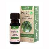 Pureo, olejek eteryczny eukaliptusowy, 10 ml - miniaturka zdjęcia produktu