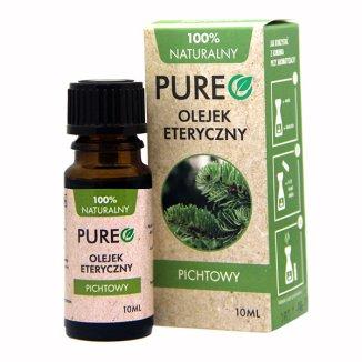 Pureo, olejek eteryczny pichtowy, 10 ml - zdjęcie produktu