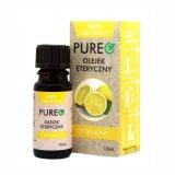 Pureo, olejek eteryczny cytrynowy, 10 ml - miniaturka zdjęcia produktu