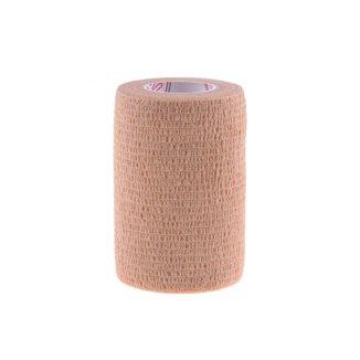 5E, bandaż kohezyjny Non-Woven Premium, bezlateksowy, beżowy, 7,5 cm x 4,5 m - zdjęcie produktu