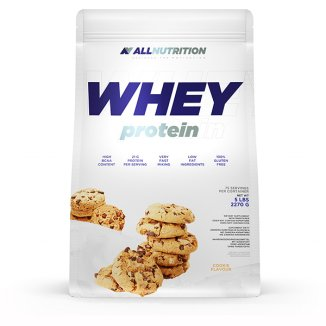 Allnutrition, Whey Protein, białko, smak ciasteczkowy, 2270 g - zdjęcie produktu
