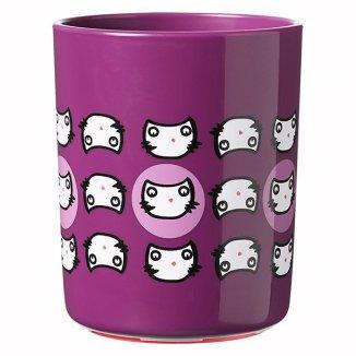 Tommee Tippee, kubek Super Cup, fioletowy, od 6 miesiąca, 190 ml - zdjęcie produktu