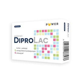 DiproLac, 20 kapsułek - zdjęcie produktu