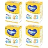 Bebiko 3 Junior, mleko modyfikowane, dla dzieci powyżej 1 roku życia, 4 x 800 g - miniaturka zdjęcia produktu