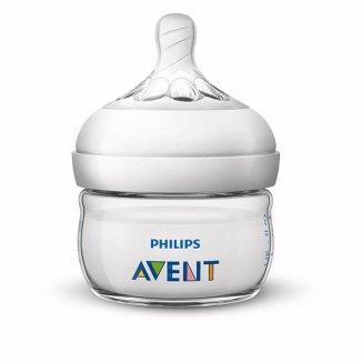 Avent, Butelka Natural, od urodzenia, SCF 039/ 17, 60 ml - zdjęcie produktu