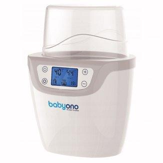 BabyOno, podgrzewacz do butelek z funkcją sterylizacji 2w1, 645 - zdjęcie produktu