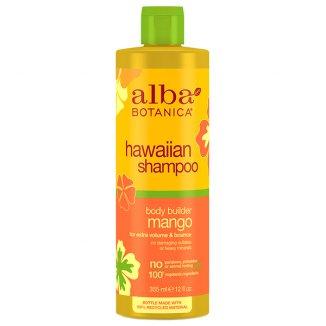 Alba Botanica, hawajski szampon do włosów, puszyste mango, 355 ml - zdjęcie produktu