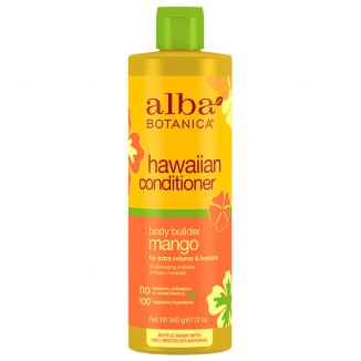 Alba Botanica, hawajska odżywka do włosów, puszyste mango, 340 g - zdjęcie produktu