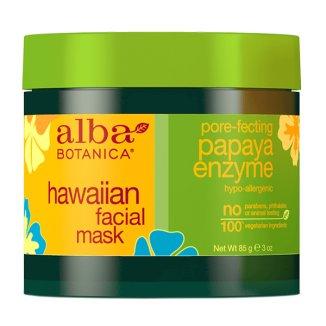 Alba Botanica, hawajska maseczka, enzymatyczna papaja, 85 g - zdjęcie produktu