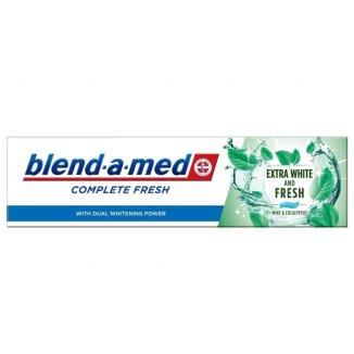 Blend-a-med, pasta do zębów, Extra White and Fresh, 100 ml KRÓTKA DATA - zdjęcie produktu