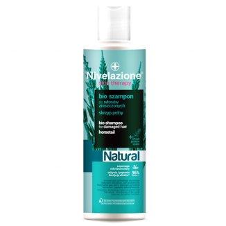 Nivelazione Skin Therapy Natural, szampon do włosów zniszczonych, skrzyp polny, 300 ml - zdjęcie produktu