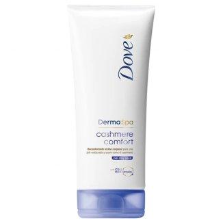 Dove, Derma Spa, Cashmere Comfort, balsam do ciała, skóra bardzo sucha, 200 ml - zdjęcie produktu