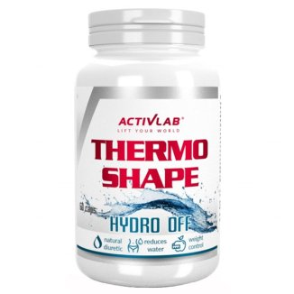 Activlab Thermo Shape, hydro off, 60 kapsułek - zdjęcie produktu