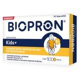BioPron Kids +, 30 kapsułek - miniaturka zdjęcia produktu