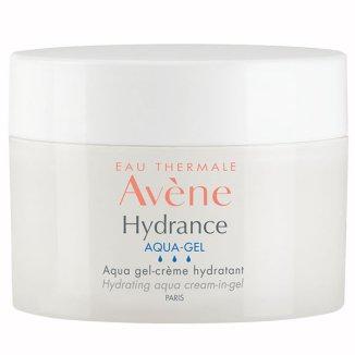 Avene Hydrance Aqua Gel, nawilżający krem-żel do twarzy, skóra wrażliwa i odwodniona, 50 ml - zdjęcie produktu