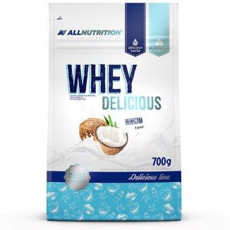 Allnutrition Whey Delicious, smak kokosowy, 700 g - zdjęcie produktu