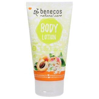 Benecos, naturalny balsam do ciała, morela i kwiat czarnego bzu, 150 ml - zdjęcie produktu