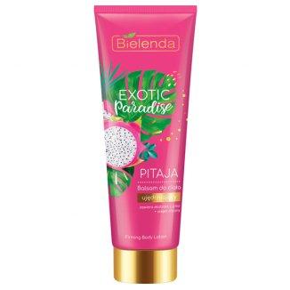 Bielenda Exotic Paradise, balsam do ciała ujędrniający, pitaja, 250 ml - zdjęcie produktu