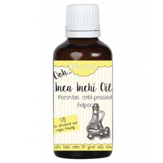 Nacomi, olej Inca Inchi, 50 ml - zdjęcie produktu