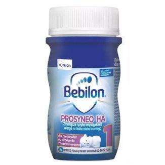 Bebilon Prosyneo HA 1, mleko początkowe gotowe do spożycia, od urodzenia, 90 ml - zdjęcie produktu