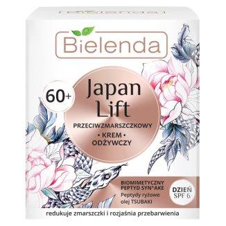 Bielenda Japan Lift 60 +, krem odżywczy na dzień, przeciwzmarszczkowy, 50 ml - zdjęcie produktu