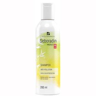 Seboradin Protect, szampon do włosów, Anti-pollution, 200 ml - zdjęcie produktu