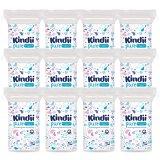 Cleanic Kindii Pure, bawełniane płatki dla niemowląt, 12 x 60 sztuk - miniaturka zdjęcia produktu