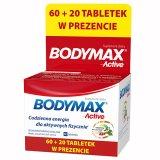 Bodymax Active, 60 + 20 tabletek w prezencie - miniaturka zdjęcia produktu