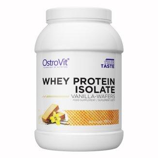 OstroVit Whey Protein Isolate, smak waniliowych wafelków, 700 g - zdjęcie produktu