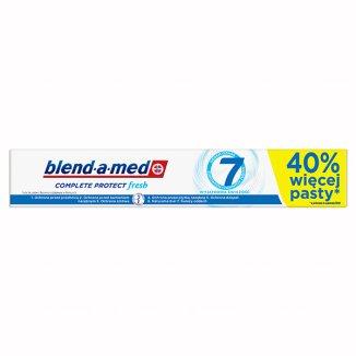 Blend-a-med, pasta do zębów, Complete Protect Fresh, extra fresh, 140 ml - zdjęcie produktu
