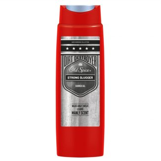 Old Spice, Strong Slugger, żel pod prysznic, 250 ml - zdjęcie produktu