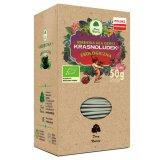Dary Natury, herbatka ekologiczna dla dzieci, Krasnoludek, 25 saszetek - miniaturka zdjęcia produktu