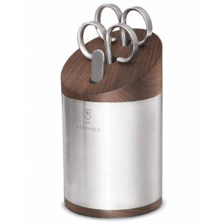 Renomed Family Tubo, nożyczki CS1 + nożyczki CS2 + pęseta CT1, 1 sztuka - zdjęcie produktu