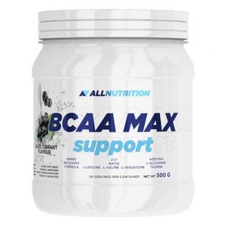Allnutrition, BCAA 2:1:1 Pure, aminokwasy, smak czarnej porzeczki, 500 g - zdjęcie produktu
