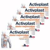 ActivPlast, plaster rozgrzewający, 5 sztuk - miniaturka zdjęcia produktu