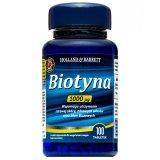 Holland & Barrett, biotyna 1000 mcg, 100 tabletek - miniaturka zdjęcia produktu