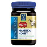 Manuka Health, miód Manuka MGO 400 +, 500 g - miniaturka zdjęcia produktu