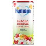 Humana Herbatka owocowa, po 8 miesiącu, 200 g - miniaturka zdjęcia produktu