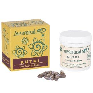 Aurospirul, Kutki, 350 mg, 100 kapsułek - zdjęcie produktu