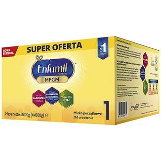 Enfamil Premium MFGM 1, mleko początkowe, od urodzenia, 3200 g - zdjęcie produktu