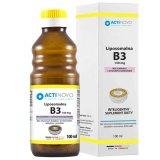 Actinovo, Liposomalna Witamina B3, bez alkoholu, 100 ml - miniaturka zdjęcia produktu