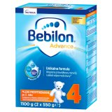 Bebilon Advance 4, mleko modyfikowane, po 2 roku, 1100 g - miniaturka zdjęcia produktu