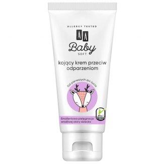 AA Baby Soft, kojący krem przeciw odparzeniom, 75 ml - zdjęcie produktu