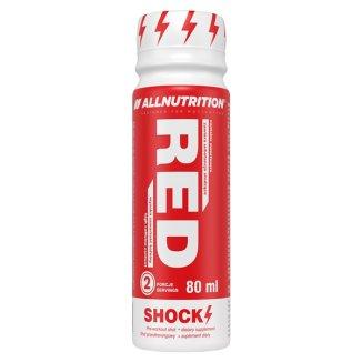 Allnutrition, Red shock, shot przedtreningowy, 80 ml - zdjęcie produktu