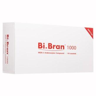 Bi.Bran, MGN-3 Arabinoxylan Compound 1000 mg, 105 saszetek + witamina D3, 70 tabletek - zdjęcie produktu