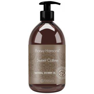 Barwa Barwy Harmonii, olejek pod prysznic Sweet Coffe, 440 ml - zdjęcie produktu